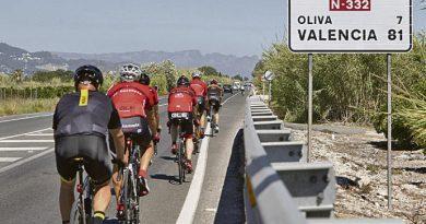 Cinco ciclistas muertos en un fin de semana negro en las carreteras españolas