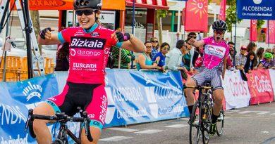 Lourdes Oyarbide (Bizkaia Durango) repite en Sopela