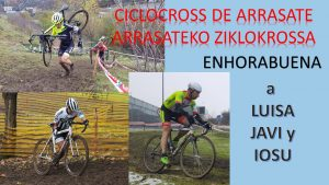 ARRASATE CICLO-CROSS
