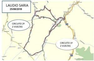 XXIX LAUDIO SARIA