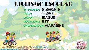10ª PRUEBA JDE - 2019
