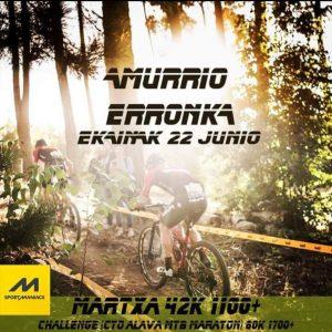 AMURRIO ERRONKA - 2ª ETAPA III CHALLENGE BTT - CAMPEONATO ÁLAVA