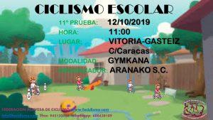 20ª PRUEBA JDE - 2019