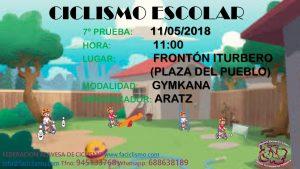 7ª PRUEBA JDE - 2019