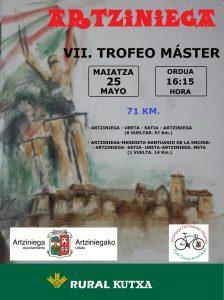 III CHALLENGE ALAVESA DE RUTA 3ª ETAPA - VII TROFEO MASTER ARTZINIEGA